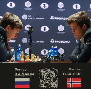 新加坡、日本、泰国及挪威申请举办2018年国际象棋之王比赛