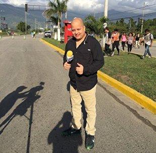 记者Igor Padilla