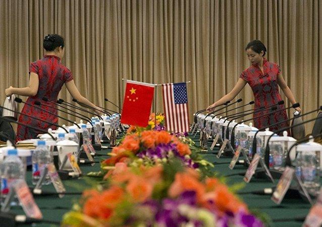 中国商务部:中美应始终通过对话与合作解决经贸关系摩擦与分歧