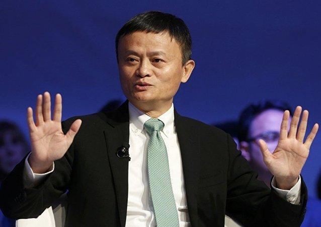 马云将持有阿里巴巴股份减少到4.8%
