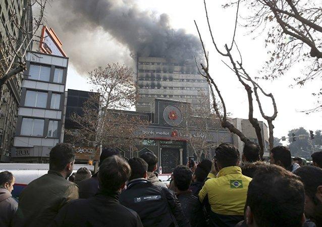 德黑兰大楼