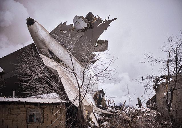 国家间航空委员会称将与土耳其共同打开在吉坠毁的飞机黑匣子