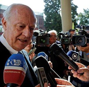 联合国叙利亚问题特使表示新一轮叙问题会谈将于7月初举行