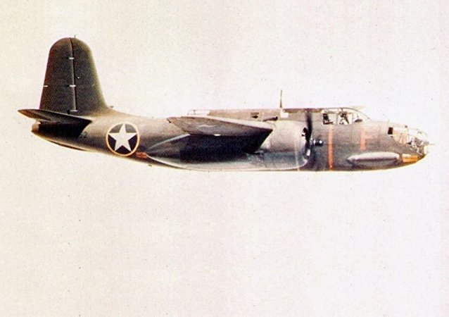 Douglas Boston III 飞机