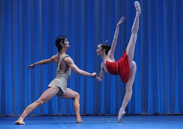 中国中央芭蕾舞团将首次登陆俄符拉迪沃斯托克舞台