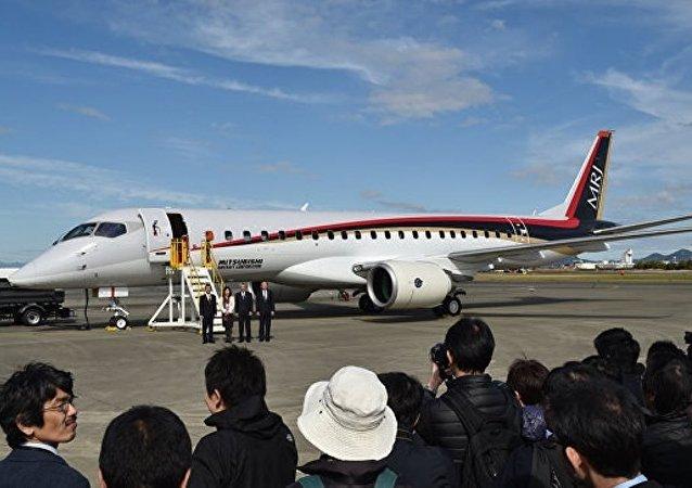 日本新喷气客机向客户交货推迟至2020年中期