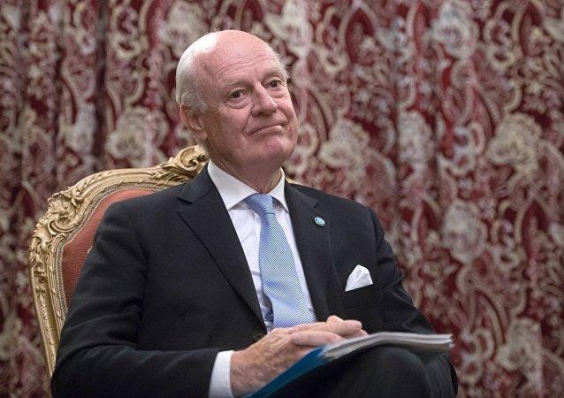 叙最高谈判委员会同意联合国提案但欲修改部分措辞