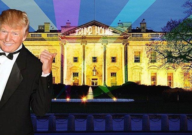 特朗普白宫