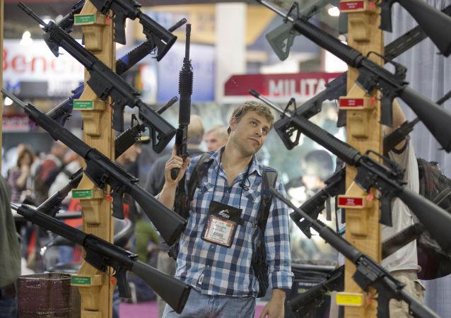 美国的武器商店