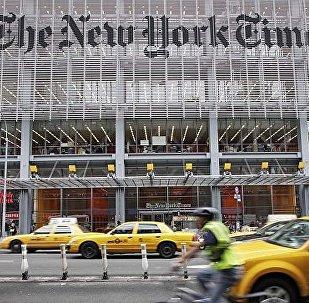 《纽约时报》报社