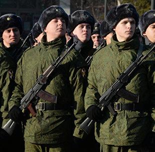 俄羅斯國家近衛軍新裝備曝光