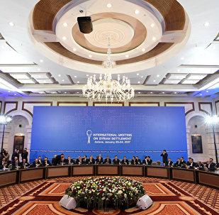 俄總統特使:大馬士革與反對派的談判是具有象徵意義的舉措