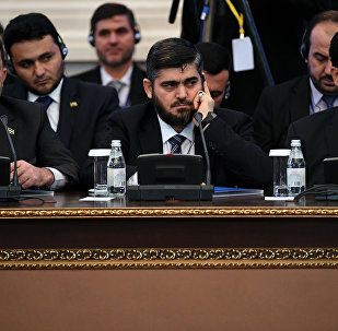 叙反对派:叙问题日内瓦会谈将首先讨论治理体系和反恐问题