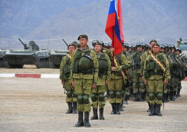 俄罗斯军事基地