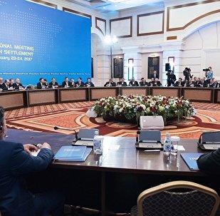 俄外長:有人曾企圖偷梁換柱代替武裝反對派參加阿斯塔納和談