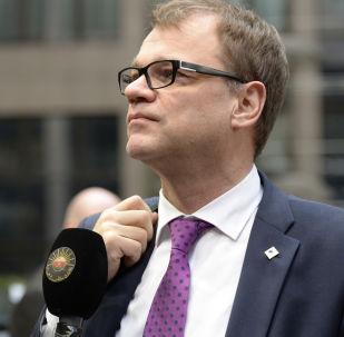 芬蘭總理尤哈•西皮萊