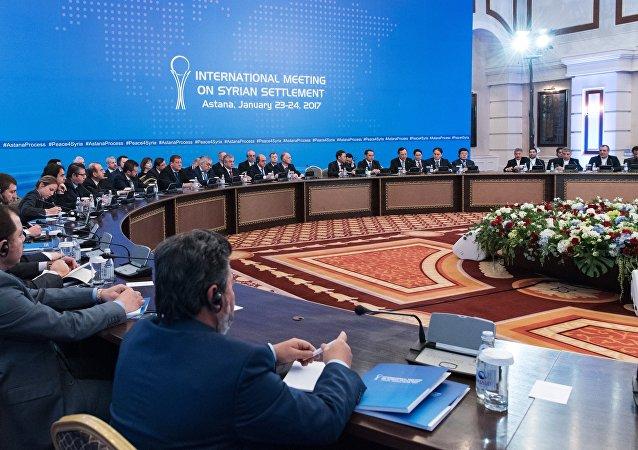 伊朗仍相信在阿斯塔纳举行的叙利亚危机谈判会继续