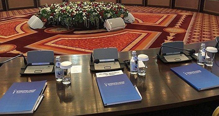 哈萨克斯坦外交部:叙9个反对派团伙代表将出席阿斯塔纳会谈