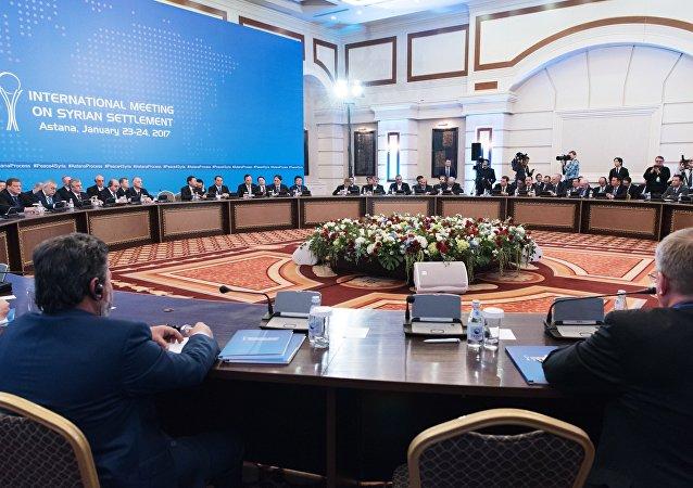 哈萨克斯坦外交部:美国或派高级代表参加叙问题阿斯塔纳会谈