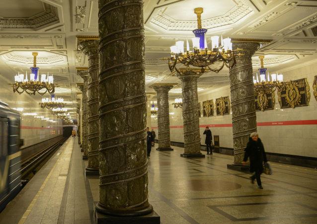 """湖北省计划在圣彼得堡推出""""知音湖北""""主题地铁广告"""