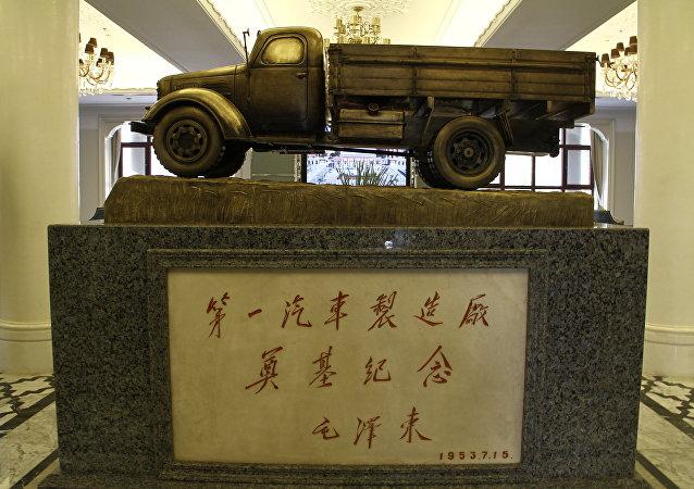 中国FAW卡车