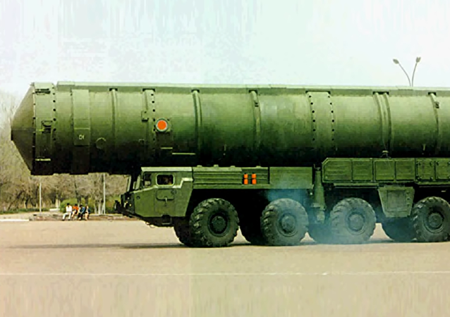 中國國防部稱,中國部署東風-41消息無根據 純屬猜測