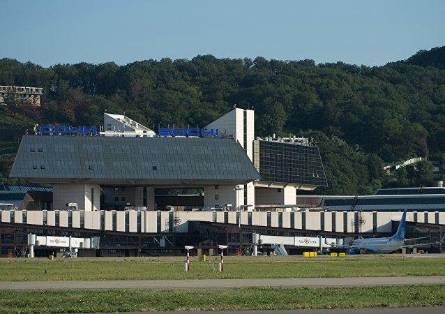 俄索契机场将接纳约700架搭载世界军人冬运会参赛者的航班