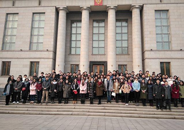 俄罗斯驻中国大使馆