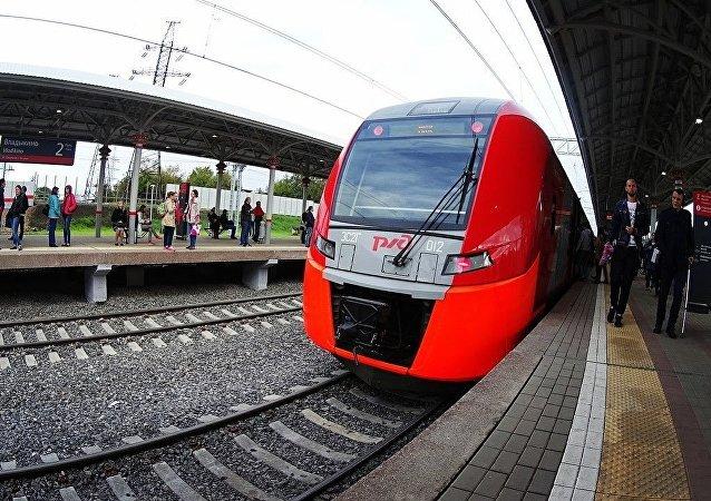 中国铁建将为莫斯科建造3个地铁站
