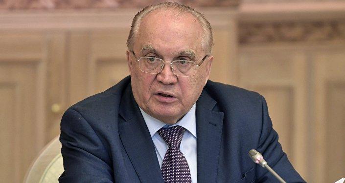 俄罗斯莫斯科大学校长维克托·萨多夫尼奇