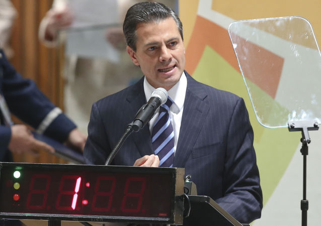 墨西哥总统宣称创造就业机会方面刷新纪录