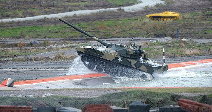 普京指示繼續加強俄軍戰鬥力