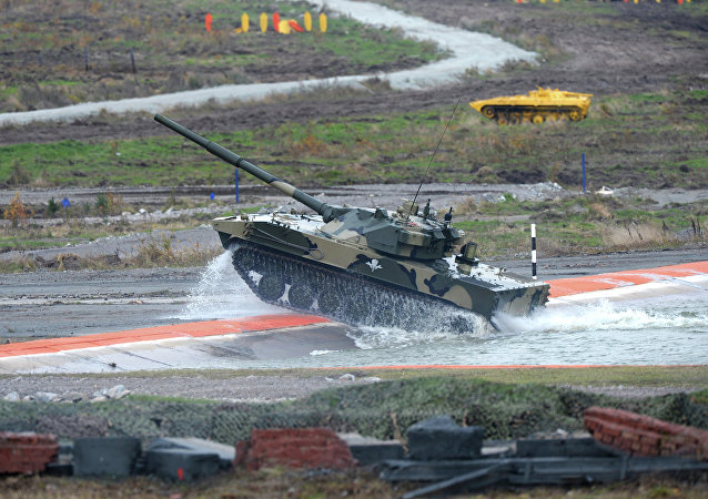 普京指示继续加强俄军战斗力