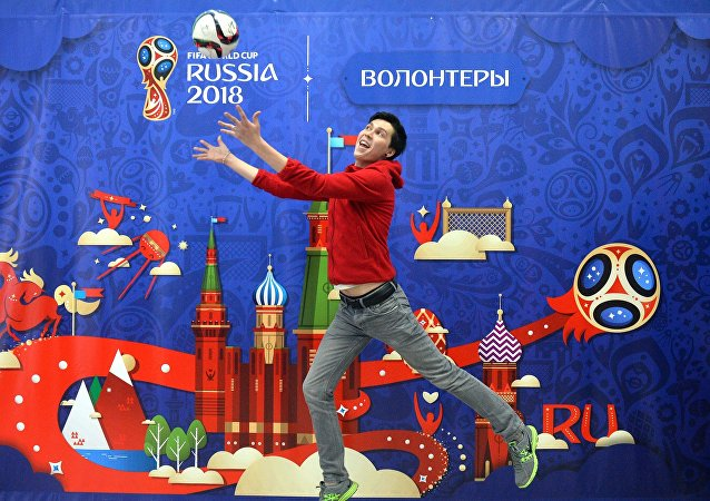 1500多名中国志愿者提交参与2018俄罗斯足球世界杯工作的申请