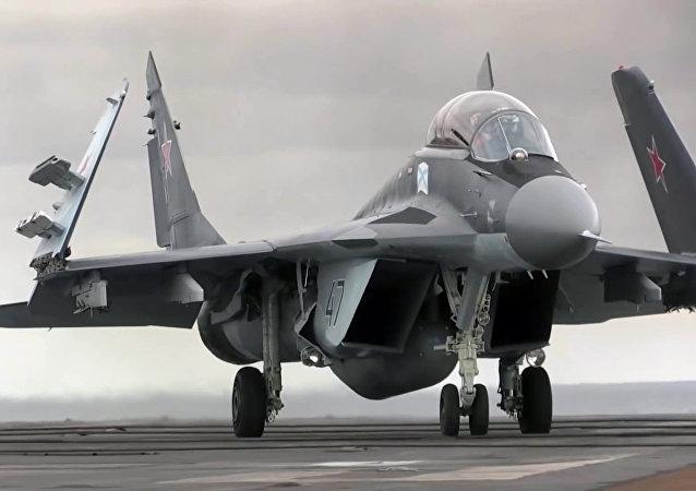俄军事技术合作局:阿根廷有意购买15架米格29战机