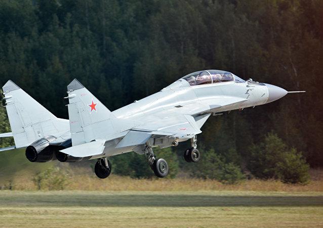 俄军事技术合作局:新型米格-35战机将吸引欧洲国家感兴趣