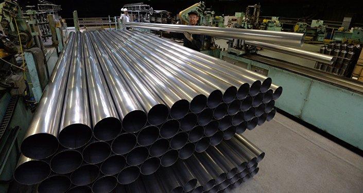 媒体:中国河钢集团或将出资14亿欧元购买斯洛伐克U.S.Steel钢铁厂ы