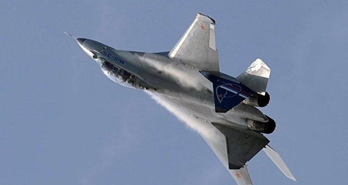 俄联合航空制造集团:米格35战机将于2019年投入量产