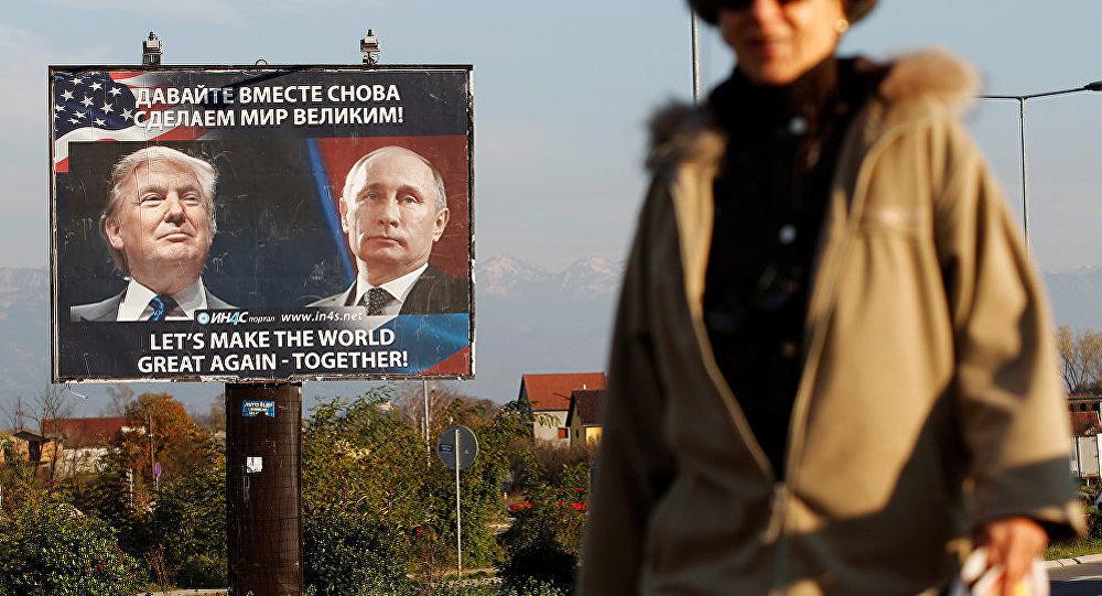 普京:俄不急于与特朗普会晤并等待美方为实际工作做好准备