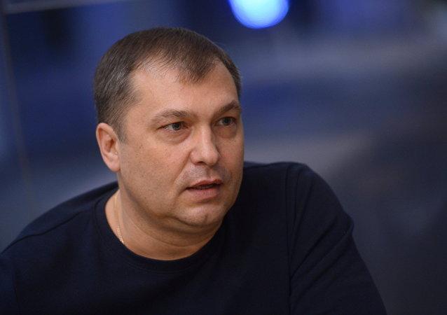 卢甘斯克人民共和国首任领导人瓦列里·波洛托夫