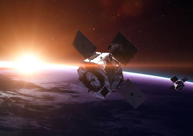 Спутники на Земной орбите