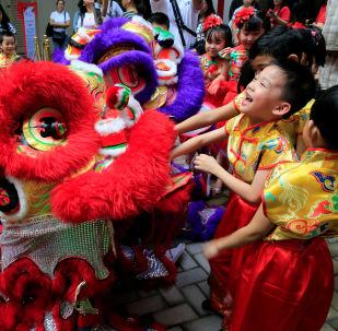 中國新年慶祝活動