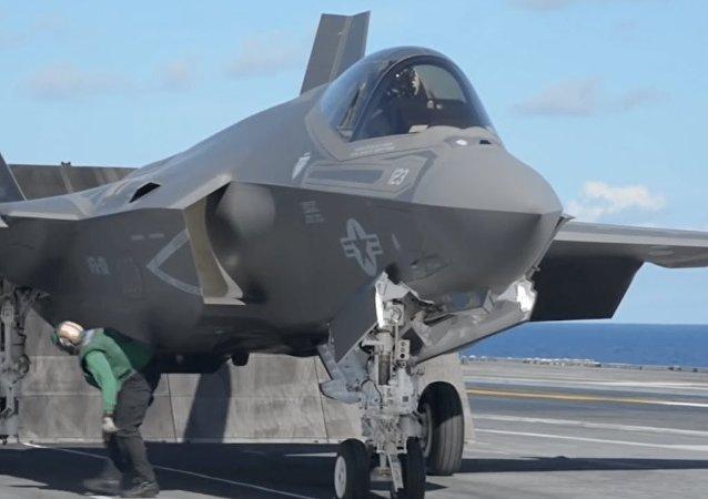 美国以7.5%的优惠价购置了55架F-35战机