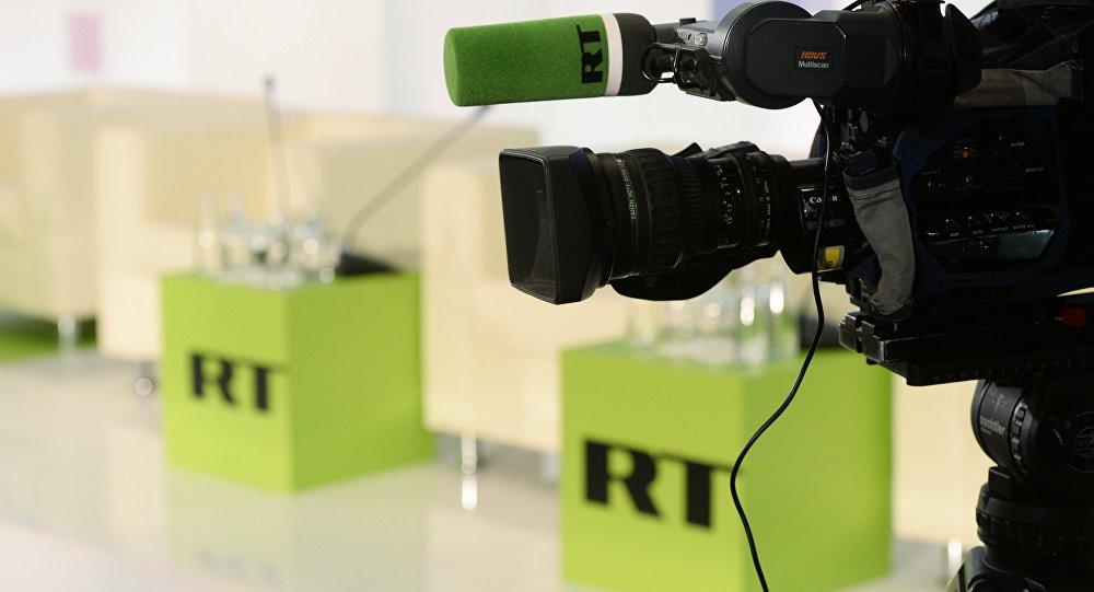 RT未计划推出中文电视频道
