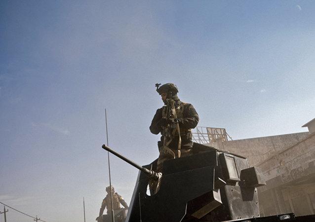 伊拉克侦察部门负责人谈IS的衰败