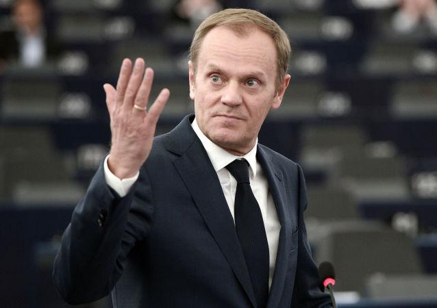 图斯克:欧盟解体将导致欧洲国家依赖美俄中