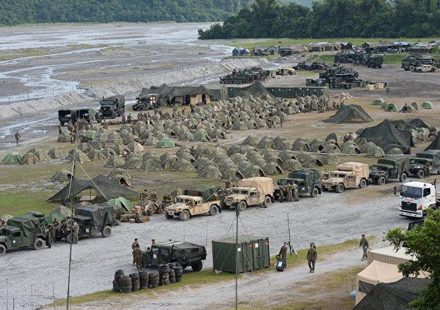 俄专家:美国将扩大全球军事行动规模