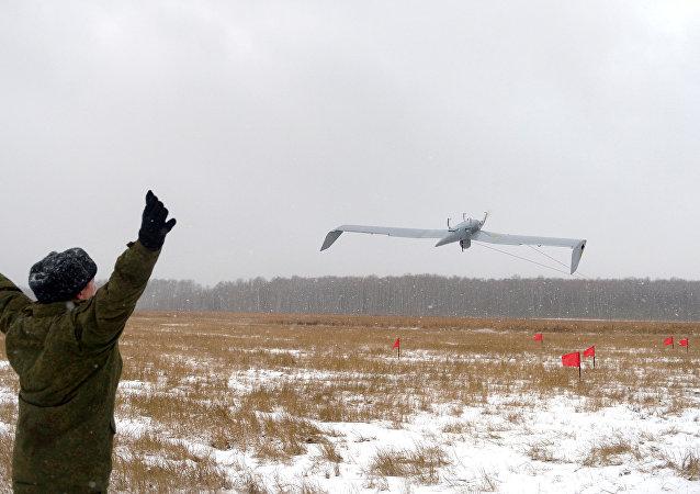 已开始为俄国防部研制飞行速度约为每小时1000公里的无人机