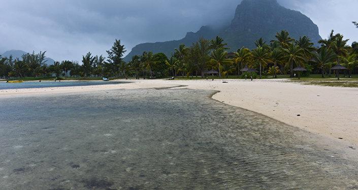 印度洋底发现消逝的超级大陆