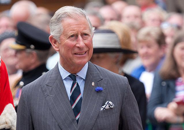 英国王储查尔斯王子